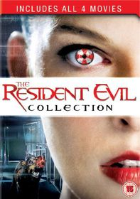 Resident Evil: 1-4 Collection - (parallel import)