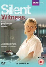 Silent Witness: Series 9 and 10 - (Import DVD)