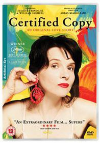 Certified Copy - (Import DVD)
