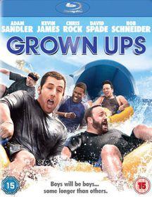 Grown Ups - (Import Blu-ray Disc)