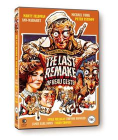 The Last Remake of Beau Geste - (Import DVD)