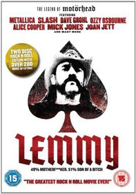 Lemmy - (Import DVD)