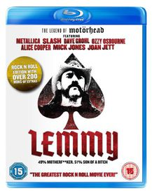 Lemmy - (Import Blu-ray Disc)