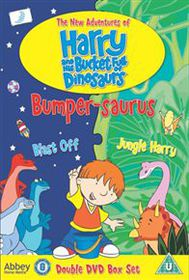 Harry and His Bucketful of Dinosaurs: Bumper-saurus - (Import DVD)
