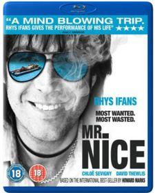 Mr Nice - (Import Blu-ray Disc)