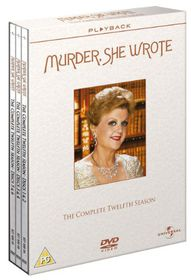 Murder She Wrote: Season 12 (Import DVD)