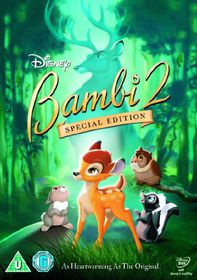 Bambi 2 - The Great Prince of the Forest - (Import DVD)