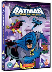 Batman - The Brave and the Bold: Volume 4 - (Import DVD)