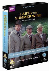 Last of the Summer Wine: The Complete Series 19 and 20 - (parallel import)