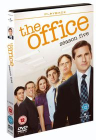 The Office - An American Workplace: Season 5 - (parallel import)
