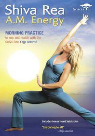 Shiva Rea: A.M. Energy - (Import DVD)