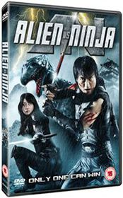 Alien Vs Ninja - (Import DVD)