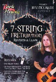 Buz McGrath: 7 String Fretribution - Rhythms and Leads - (Import DVD)