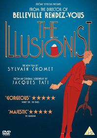 The Illusionist - (Import DVD)