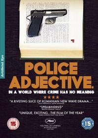 Police, Adjective - (Import DVD)