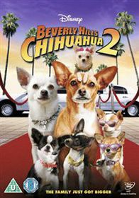 Beverly Hills Chihuahua 2 - (Import DVD)
