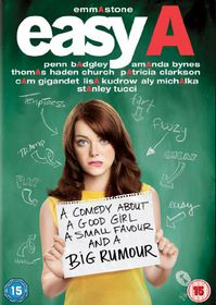 Easy A - (Import DVD)
