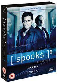 Spooks: The Complete Season 9 - (Import DVD)