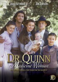 Dr Quinn Medicine Woman:Complete Season 4- (Region 1 Import DVD)