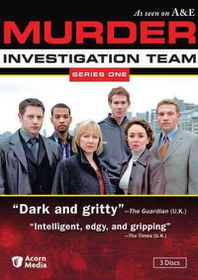 Murder Investigation Team Series 1 - (Region 1 Import DVD)