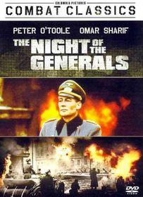 Night of the Generals - (Region 1 Import DVD)