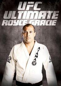 UFC :Ultimate Royce Gracie - (Region 1 Import DVD)