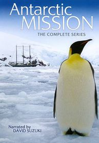 Antarctic Mission - (Region 1 Import DVD)
