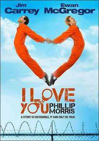 I Love You Phillip Morris - (Region 1 Import DVD)