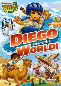 Go Diego Go:Diego Saves the World - (Region 1 Import DVD)