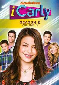 Icarly Season 2 Vol 3 - (Region 1 Import DVD)