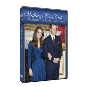 William & Kate:Planning a Royal Wedding - (Region 1 Import DVD)