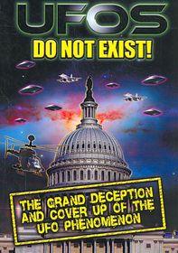Ufos Do Not Exist Grand Deception Cov - (Region 1 Import DVD)