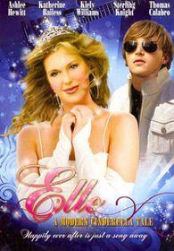 Elle:Modern Cinderella Tale - (Region 1 Import DVD)