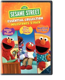 Sesame Street Essentials:Milestones - (Region 1 Import DVD)