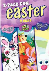 Easter Fun Pack - (Region 1 Import DVD)