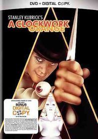Clockwork Orange - (Region 1 Import DVD)
