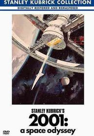 2001:Space Odyssey - (Region 1 Import DVD)
