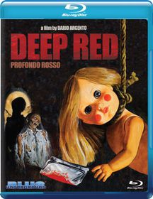 Deep Red - (Region A Import Blu-ray Disc)