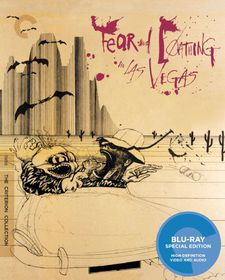 Fear and Loathing in Las Vegas - (Region A Import Blu-ray Disc)