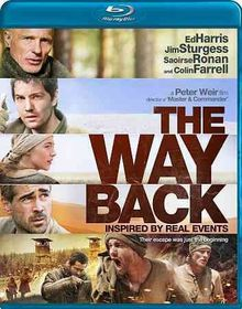 Way Back - (Region A Import Blu-ray Disc)