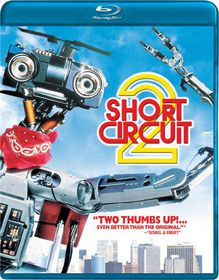Short Circuit 2 - (Region A Import Blu-ray Disc)