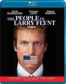People Vs Larry Flynt - (Region A Import Blu-ray Disc)