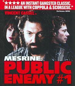 Mesrine:Public Enemy No 1 (Part 2) - (Region A Import Blu-ray Disc)