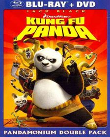 Kung Fu Panda - (Region A Import Blu-ray Disc)