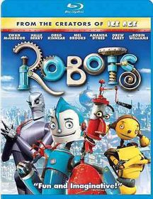 Robots - (Region A Import Blu-ray Disc)