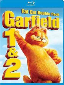Garfield:Movie/Garfield:Talk of Two K - (Region A Import Blu-ray Disc)