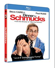Dinner for Schmucks (2010) (Blu-ray)