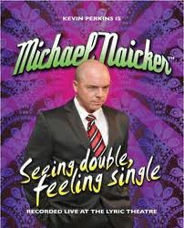 Kevin Perkins Aka Michael Naiker - Seeing Doube, Feeling Single - Live At The Lyric Theatre (DVD)