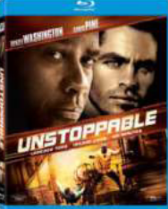 Unstoppable (2010)(Blu-ray)