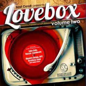 Lovebox Vol.2 - Various  ( CD )